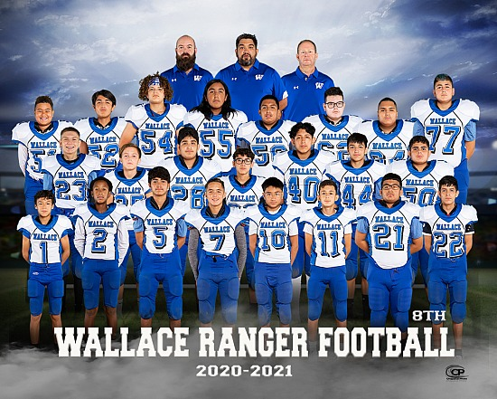 2020-2021 Ranger Football
